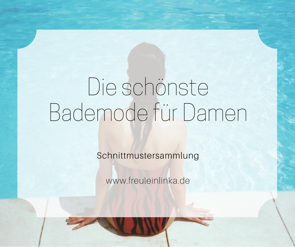 Die schönste Bademode für Damen - Freulein Linka